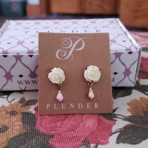 Tamara floret earrings